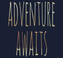 Adventure Awaits II Baby Tee