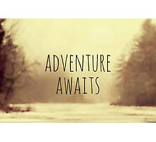 Adventure Awaits II Photographic Print