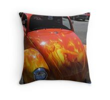 burn for you Throw Pillow