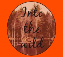 Into The Wild  Kids Tee