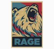 RageBear For President Kids Tee