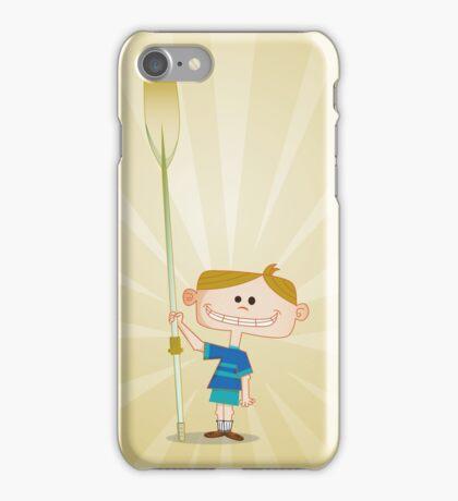 Future Rower iPhone Case/Skin