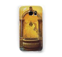 Siena, Tuscany, Italy - peeling paint Samsung Galaxy Case/Skin