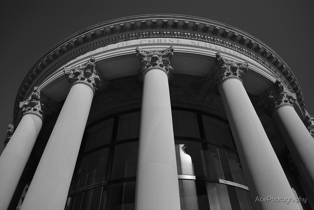 Christian Science Church by AcePhotography