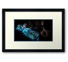 Fallout - Nuka Cola Quantum Framed Print
