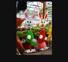 Bunnies with Baskets...Easter is Coming! T-Shirt