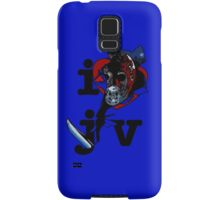 i <3 jv Samsung Galaxy Case/Skin