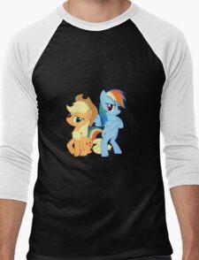 AppleDash Housemares Men's Baseball ¾ T-Shirt