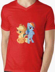 AppleDash Housemares Mens V-Neck T-Shirt