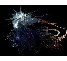 Final Fantasy XV logo universe Photographic Print