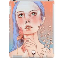 Take Me Somewhere Before It All Ends iPad Case/Skin