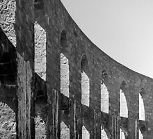 Curves, Rectangles and Light by PigleT