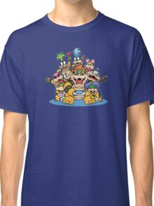 Koopa family Classic T-Shirt