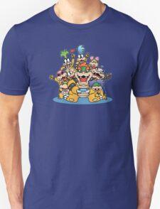 Koopa family Unisex T-Shirt