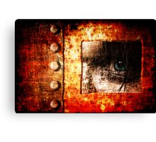 I'm Looking Through You Canvas Print