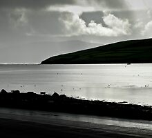 Odd light on Dingle Bay by Susana Weber