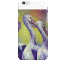 Pelicans iPhone Case/Skin