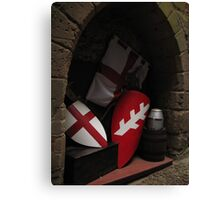 Medieval collections Canvas Print