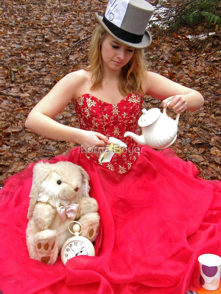 She Lives in a Fairytale 05 by Lorna Boyer