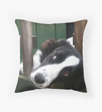Tina Too Throw Pillow