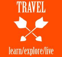 Travel  Kids Tee