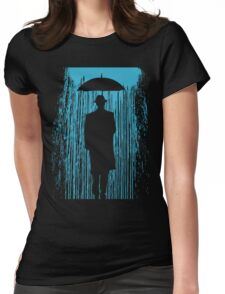 Downpour Womens Fitted T-Shirt