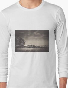 When The Wind Blows Long Sleeve T-Shirt