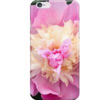 Bicoloured Peony  iPhone Case/Skin