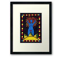Wild Woman Framed Print