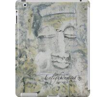 White Buddha iPad Case/Skin