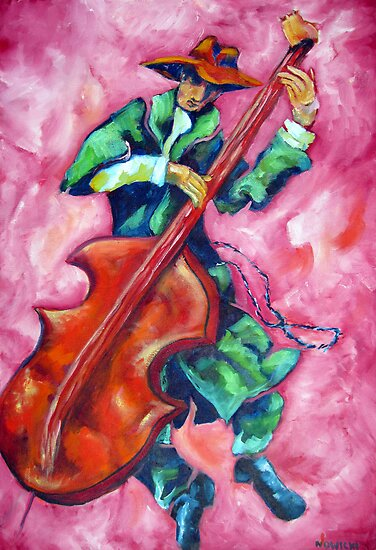 DR. JAZZ by IRENE NOWICKI