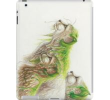 Of Vines & Fur iPad Case/Skin