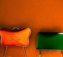 tijuana (two chairs) by Mark Higgins