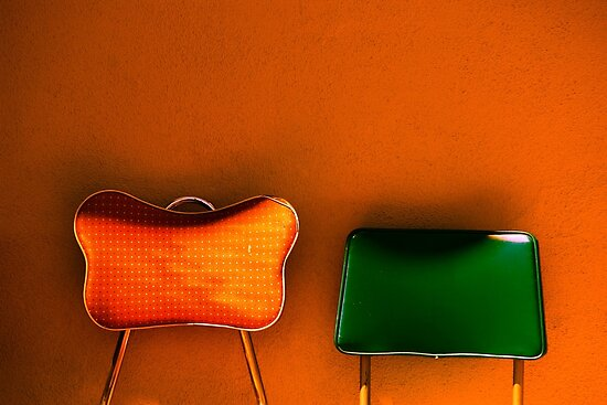 tijuana (two chairs) by Mark Higgins