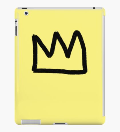 crown. iPad Case/Skin