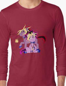 My Little Pony Yu-Gi-Oh! Long Sleeve T-Shirt