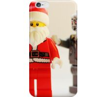 A zombie Christmas iPhone Case/Skin