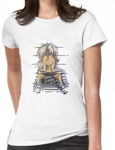 Yu-Gi-Oh! Marik Ishtar Womens Fitted T-Shirt