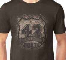 ROUTE 42 - don't panic Unisex T-Shirt