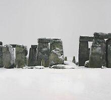 Stonehenge 2 by Mark Thompson