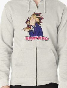 Yu-Gi-Oh! Be my Aibo Zipped Hoodie