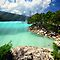 Sun Beams - Bay of Labadee, Haiti by Yannik Hay