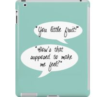 Fruit Insult from GBH iPad Case/Skin