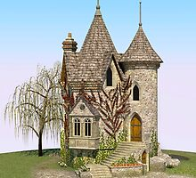Fairytale Castle by Vac1