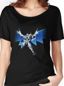 High School DXD Born Vali Lucifer White Dragon Women's Relaxed Fit T-Shirt