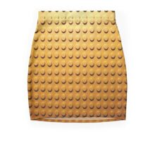 Tan Baseplate Mini Skirt