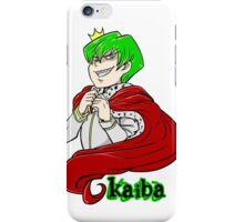 Kaiba green hair Yu-Gi-Oh! iPhone Case/Skin