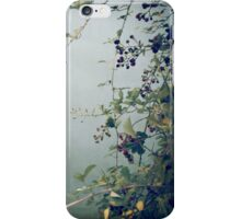 Wild Berries iPhone Case/Skin