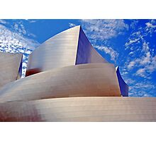 Disney Concert Hall 2 Photographic Print