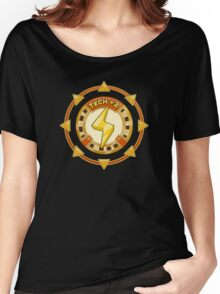 Power UP Shirt: Tech +2 Women's Relaxed Fit T-Shirt